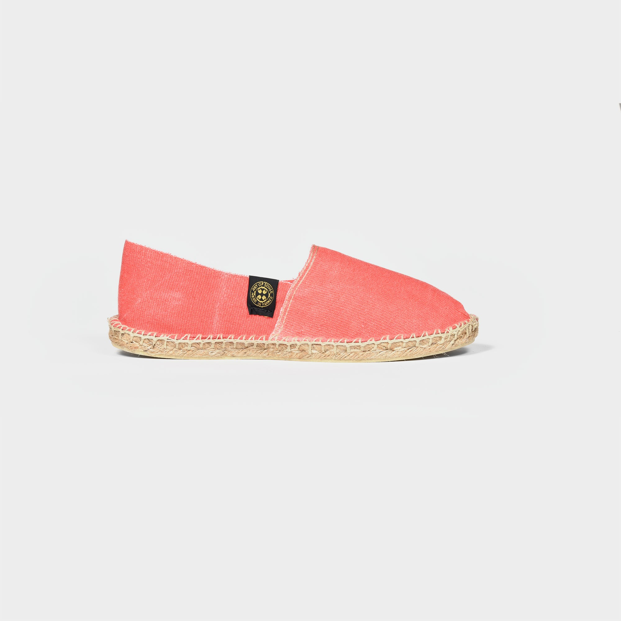 Espadrille Faded Pink