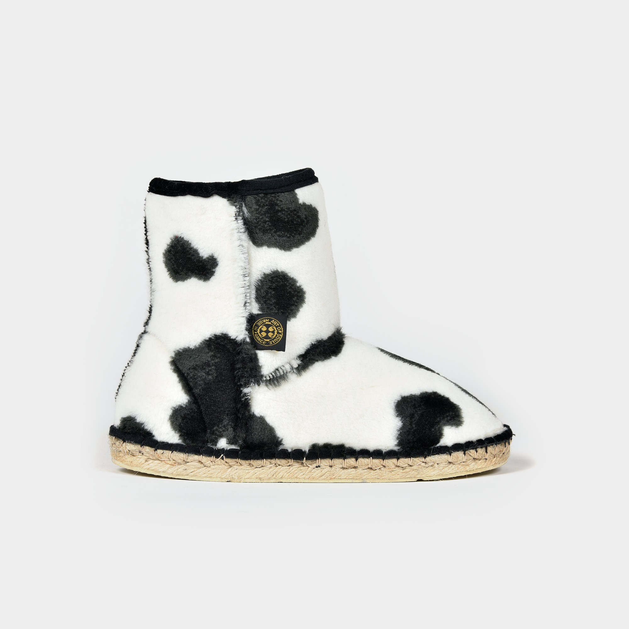 Espadrille Cow boots