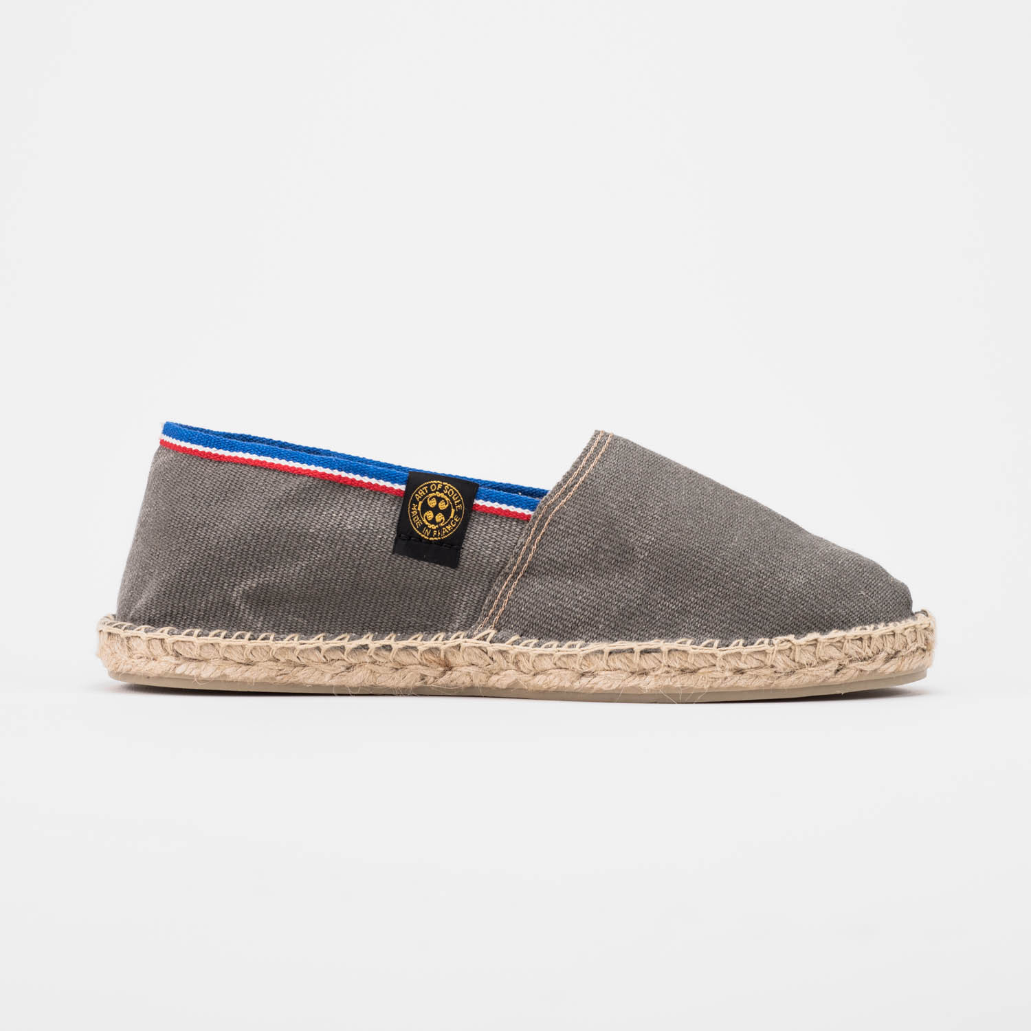 Espadrille Espadrille French Touch Faded Grey