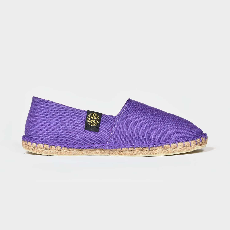 Espadrille Purple