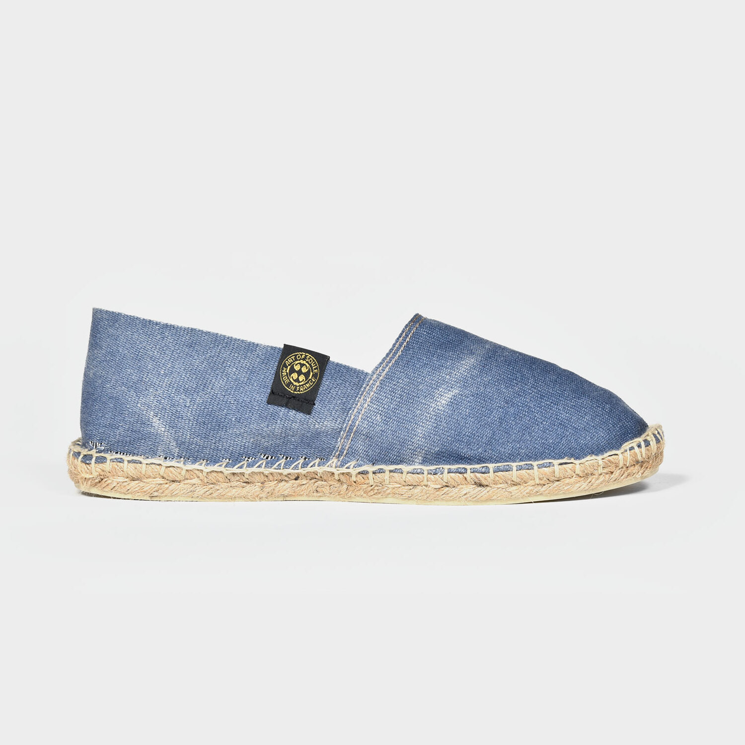 Espadrille Faded blue