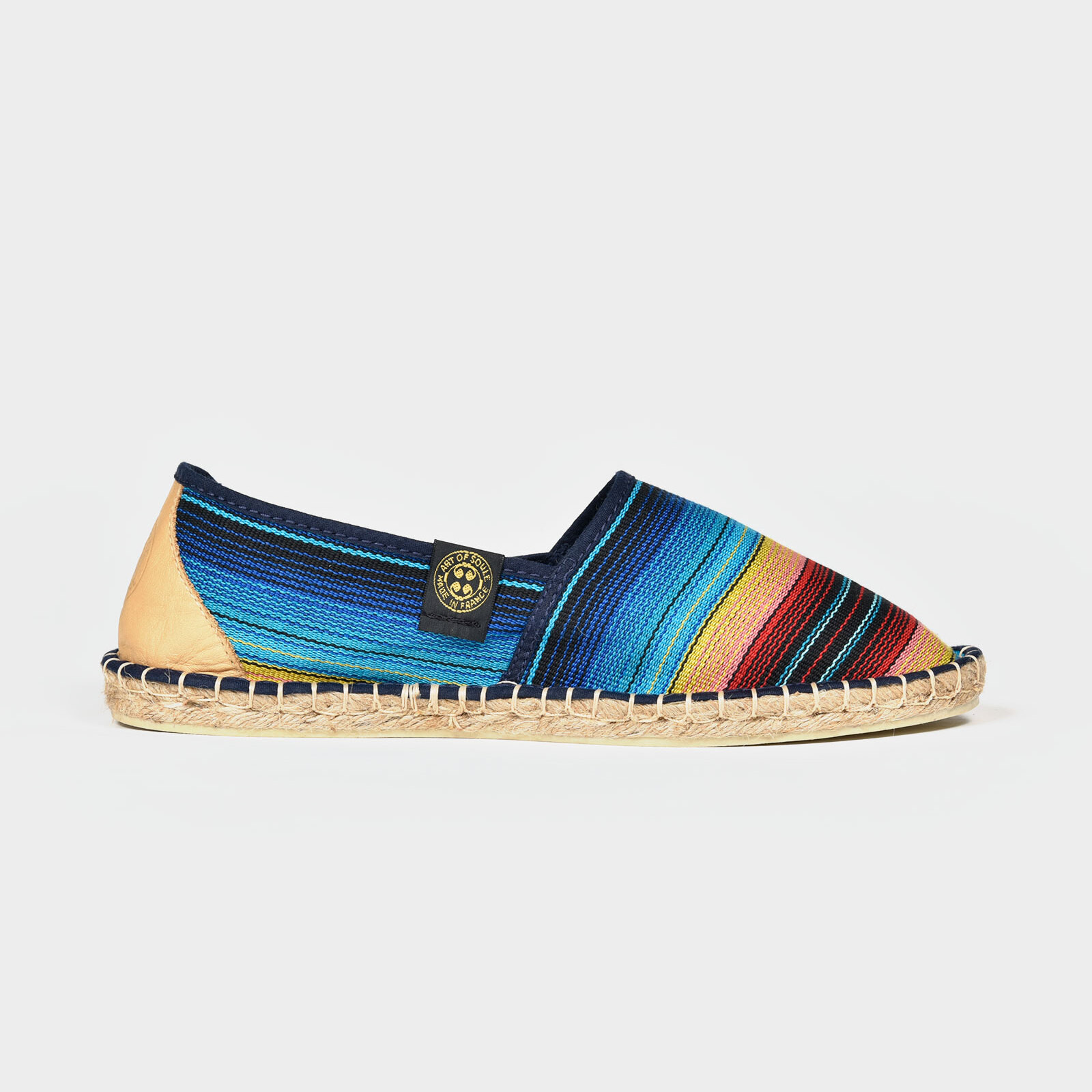 Espadrille Tequila cuir