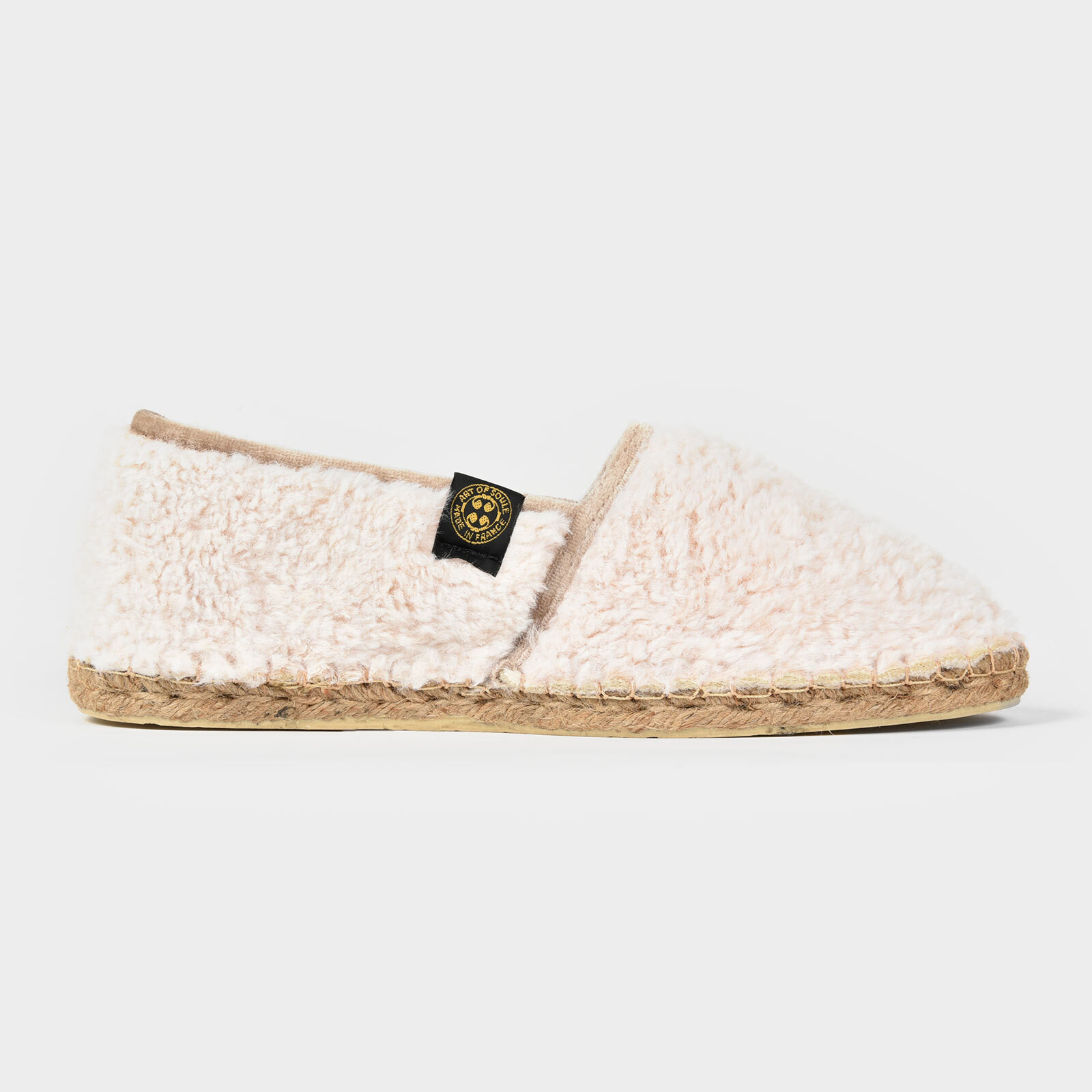 Espadrille white ship