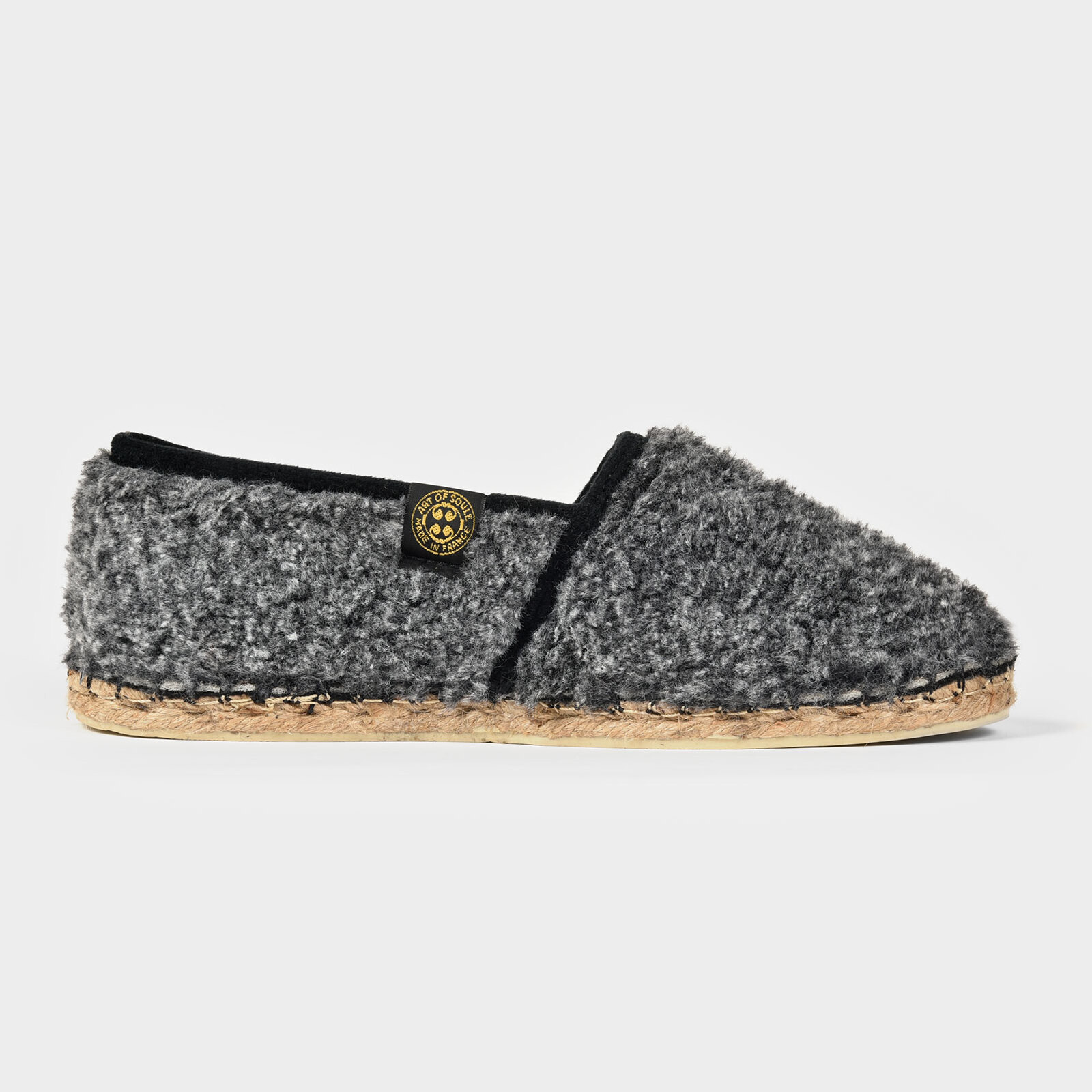 Espadrille black ship